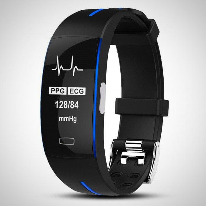 Wearable Blood Pressure Monitor Watch  & Heart Rate Monitor Smart Band