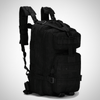 Military Backpacks - Best Outdoor Tactical Backpack - Molle Bag, Black - The Happy Tourist LTD