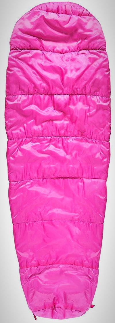 Kids' Outdoor Essential Mummy Sleeping Bags - The Happy Tourist LTD