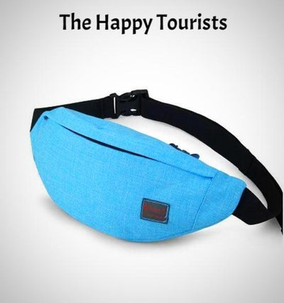 Casual Fanny Pack For And Women - The Happy Tourist LTD