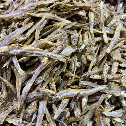 Dried Dilis Medium (1/4 Kilo)