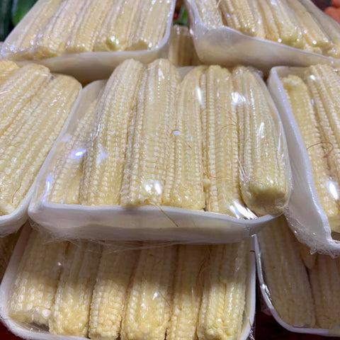 Corn (Young Corn) 3 Packs