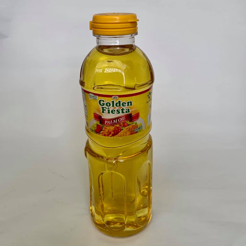 Cooking Oil / Golden Fiesta Palm Oil (485ml)