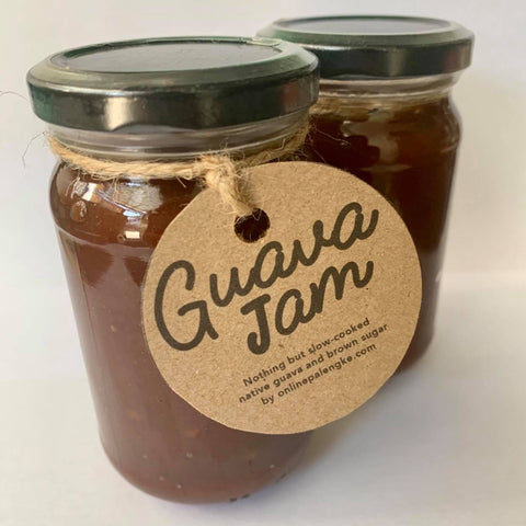 Guava Jam (250ml) Home Made