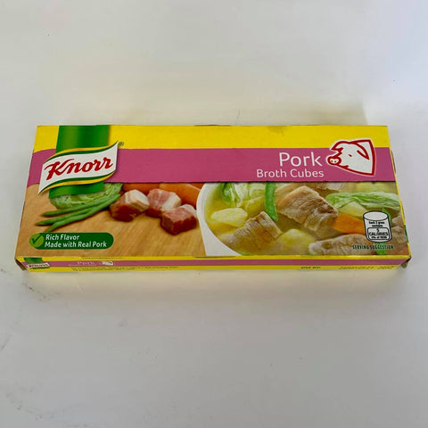 Knorr Pork Broth Cubes (12 cubes)