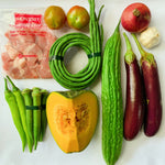 Pinakbet Tagalog Veggies Set + Choice of Meat