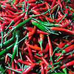 Chili Red / Siling Red / Siling Taiwan (1/4 Kilo)