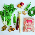 Sinigang Veggies Set + Choice of Meat