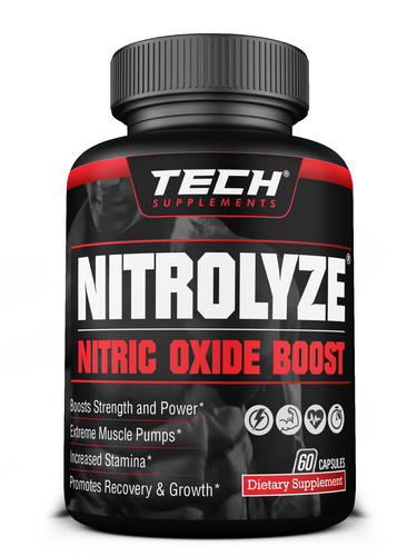 NITROLYZE – NITRIC OXIDE BOOST