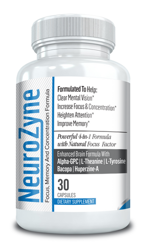 NEUROZYNE - BRAIN NEUROTRANSMITTER BOOSTER