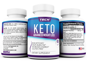 KETO - ADVANCED WEIGHT LOSS