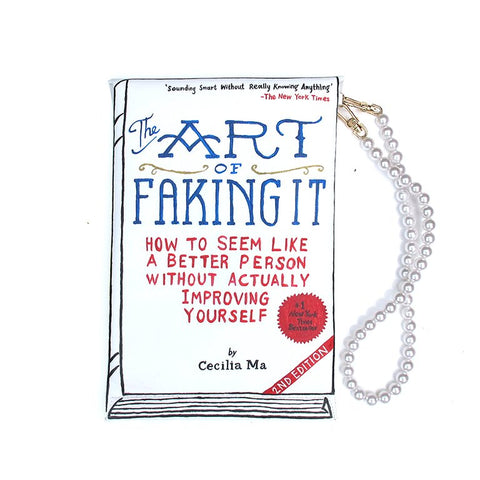 THE ART OF FAKING IT Clutch