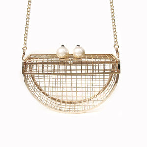 MOON CAGE  Clutch | $345USD now 20% $276USD
