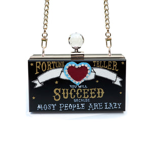 SUCCEED Clutch | Black