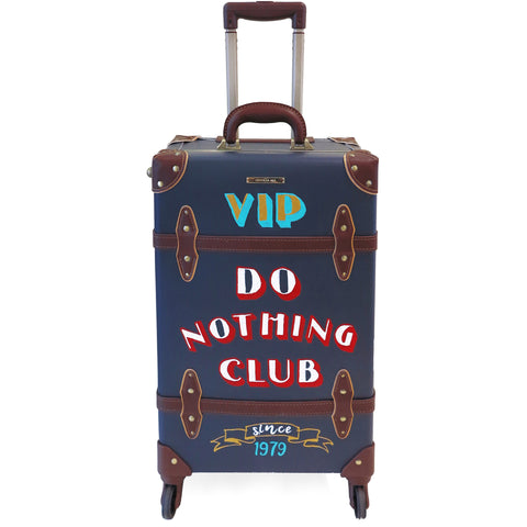 CLUB | Suitcase | 22 inch | Navy