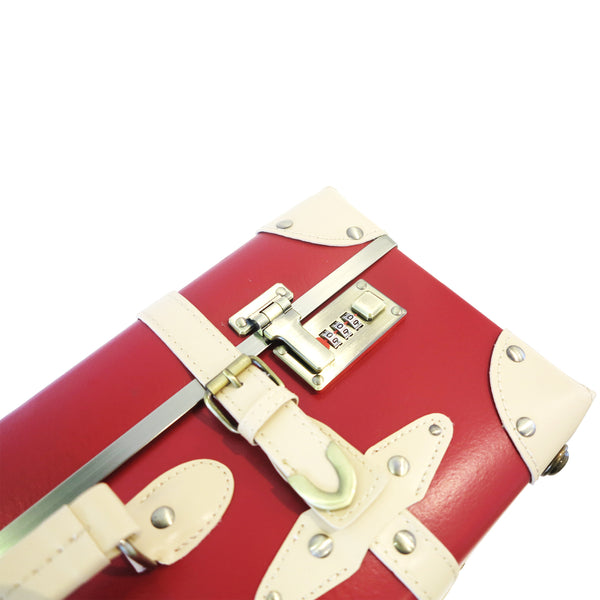 WOKE UP | Suitcase | 20 inch | Red