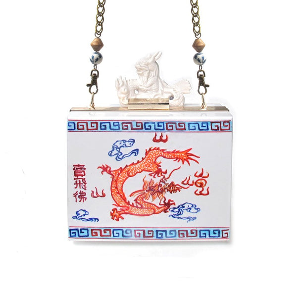 DRAGON Clutch | Orange