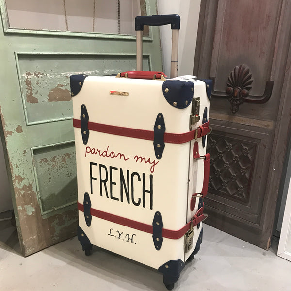 Personalised  your initials on suitcases