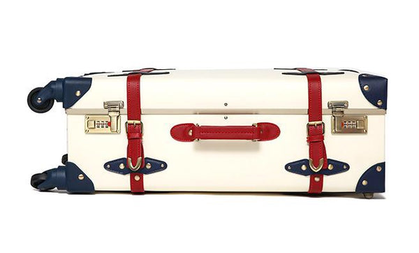 Personalised Suitcase | 22 inch | White
