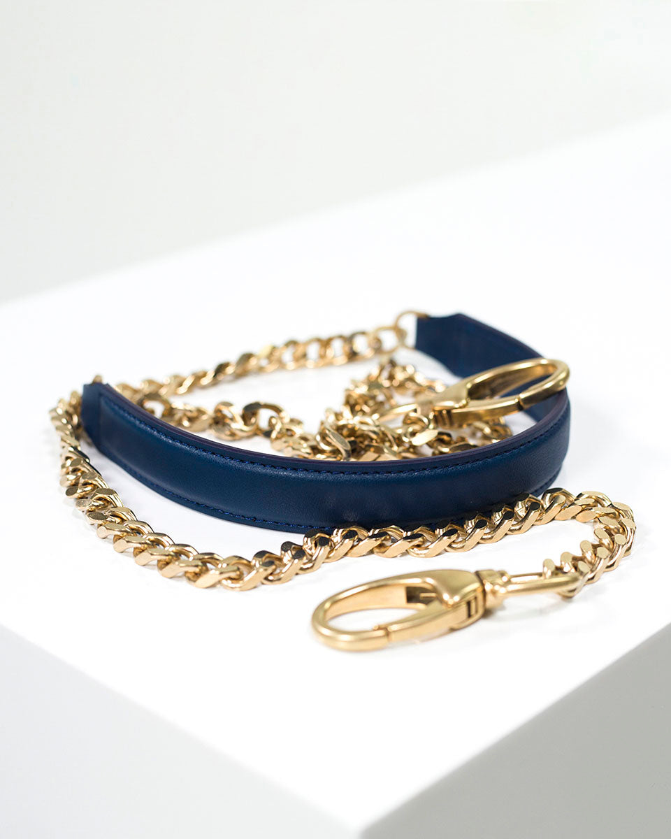 Pouch Chain Dark Blue