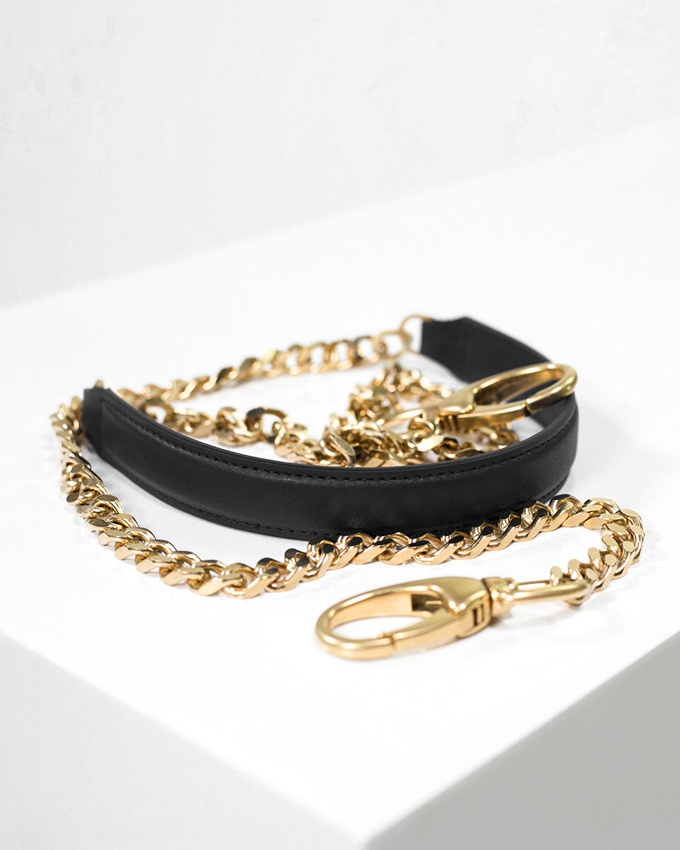 Pouch Chain Black