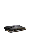 Python laptop sleeve for 13 inch and 15 inch laptops by Jenah St. in ecofriendly vegan leather affordable luxury