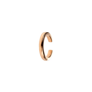 Kyffin Cuff in Rose Gold