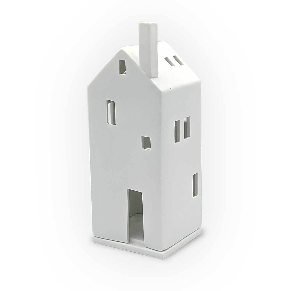 Porcelain Light Town House