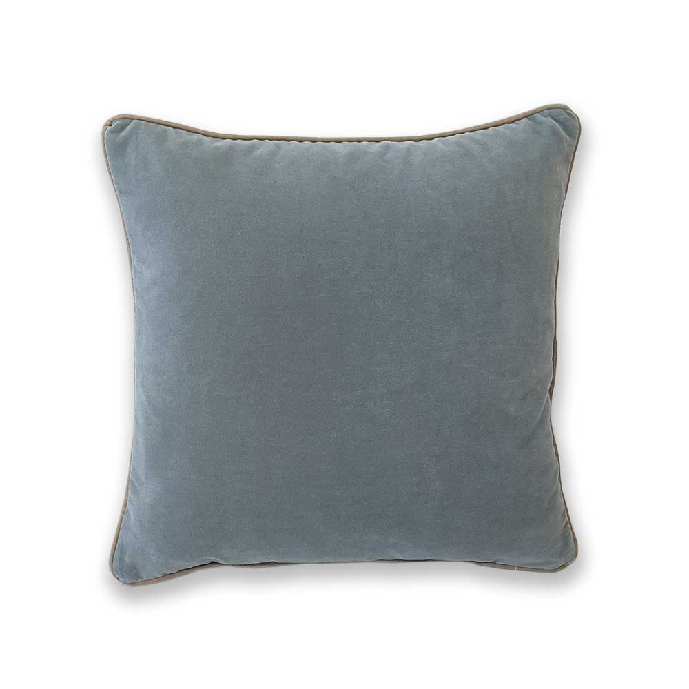 Velvet cushion - Clare Laughland at Home