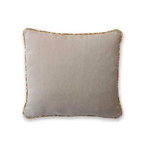 Brushed cotton cushion - Clare Laughland at Home