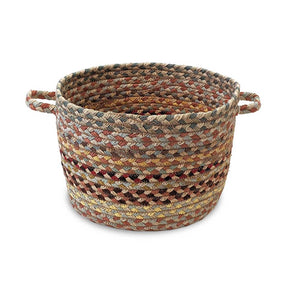 Medium Jute woven basket - Pampas