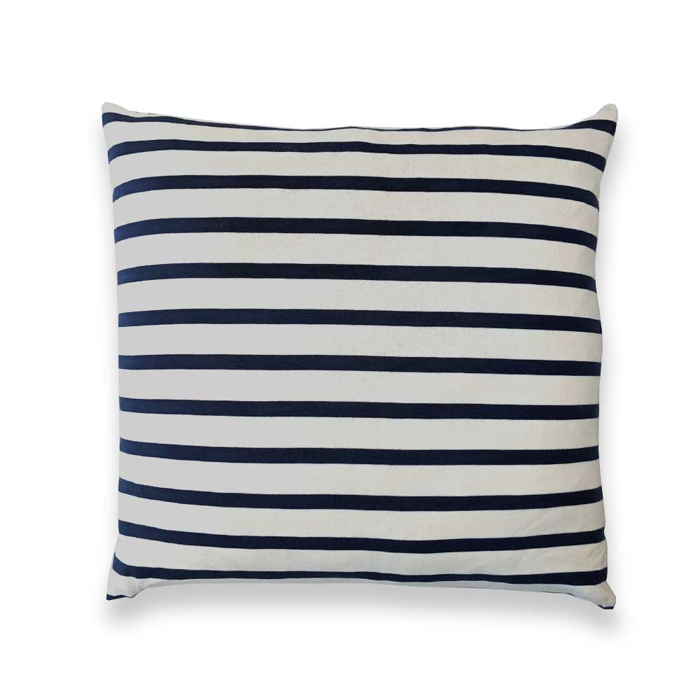 Cotton jersey cushion - Clare Laughland at Home
