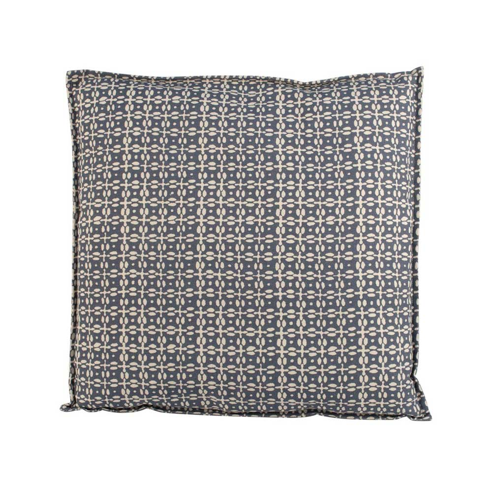 Everyday cushions, Pondicherry Indigo - Clare Laughland at Home