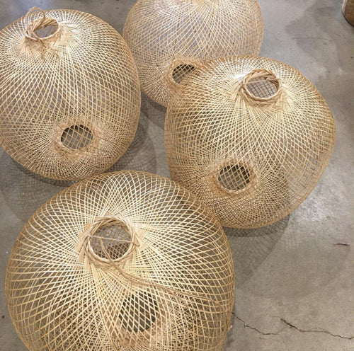 Fish Trap Light Shade