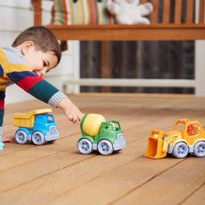 Green Toys - construction dumper