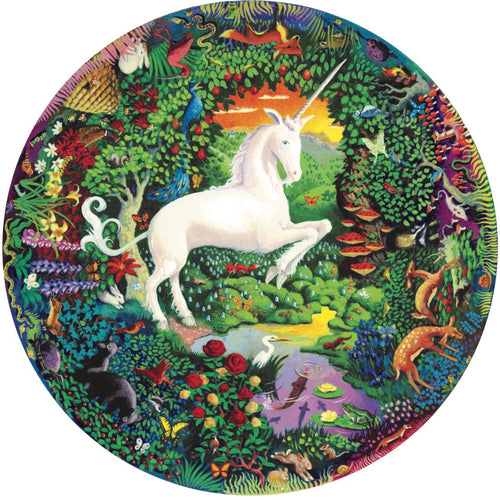 Puzzle - 500 piece Unicorn