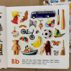 ABC of Treasures Board Book