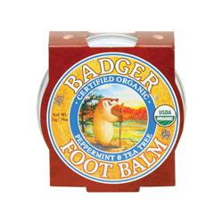 Badger Balm - Natural Foot Balm