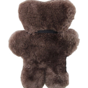 Flat Bear Large - Chocolate