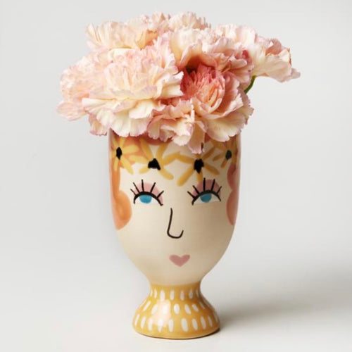 Jones & Co - Terrie Face Vase
