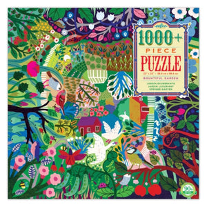 Puzzle - 1000 piece Bountiful Garden