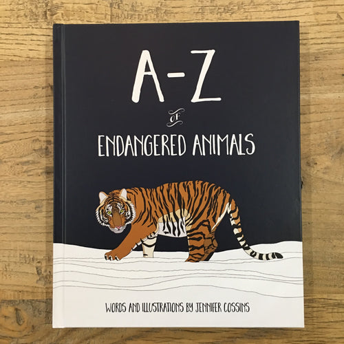 A-Z of Endangered Animals - Jennifer Cossins
