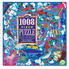 Puzzle 1000 piece - Below The Surface