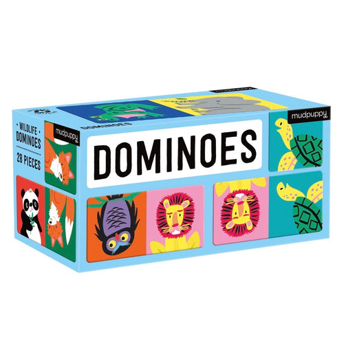 Mudpuppy - Dominos - Wildlife