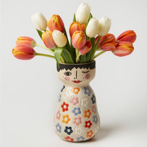 Jones & Co - Billie Face Vase