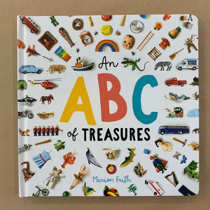 ABC of Treasures board book - Marion Frith