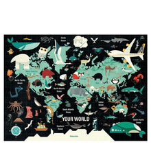 Eeboo 1000 piece - Your World