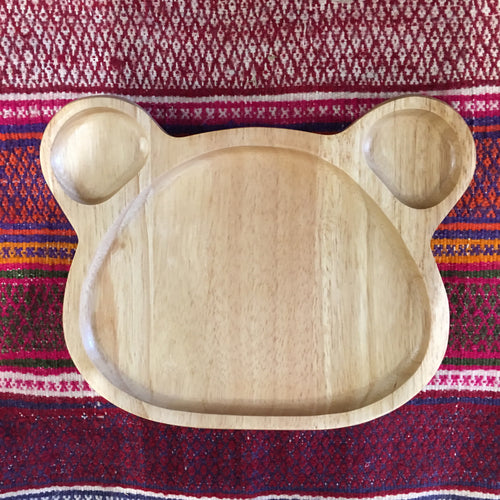 Bear Plate - large