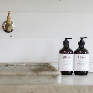 Olieve - Hand & Body Cream Lavender & Rose Geranium