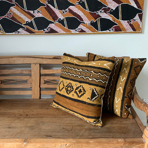 Mali Mudcloth Cushion #22